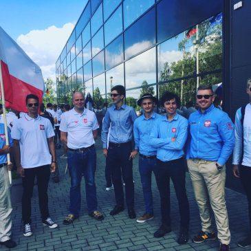 Szybowcowe Mistrzostwa Świata Juniorów 2017 (Litwa, Pociunai)